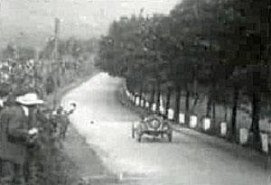 Original-Aufnahmen vom Gordon-Bennett-Rennen